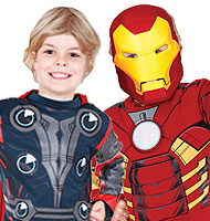 Childrens Avengers Costumes