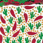 Mexican Fiesta Table/Invite Confetti