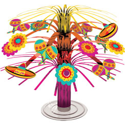 Cascade Centrepiece - 19cm Mexican Decoration