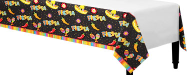 Fiesta Party Paper Tablecover