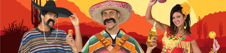Mexican Fancy Dress Costumes