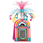 Jukebox Table Centrepiece - 38cm