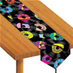 Rock and Roll Table Runner