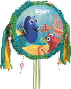 Finding Dory Drum Pull Piñata