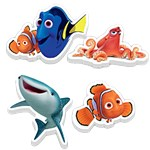 Finding Dory Eraser Set