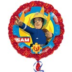 Fireman Sam Foil Balloon - 18""