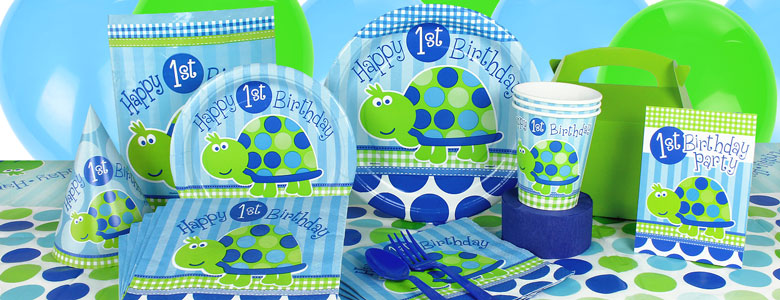 Mr Turtle Party Supplies | Party Delights - photo#8