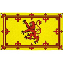 Scottish Cloth Flag - 1.5m