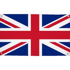 Union Jack Cloth Flag - 1.5m