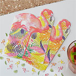 Flamingo Fun Paper Napkins