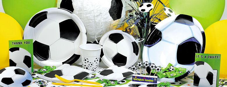 Championship Football Party Supplies
