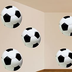 Football Cutouts - 33cm