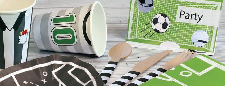 Kicker Football Party Supplies
