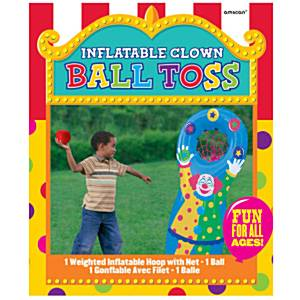 Outdoor Games Inflatable Ball Toss Game
