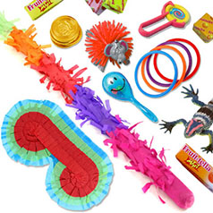 Piñata Accessories