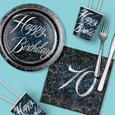 70th Birthday Party Themes Ideas