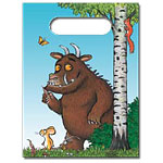 The Gruffalo Party Bags - 17.8cm Paper