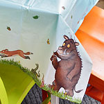 The Gruffalo Party Paper Tablecover