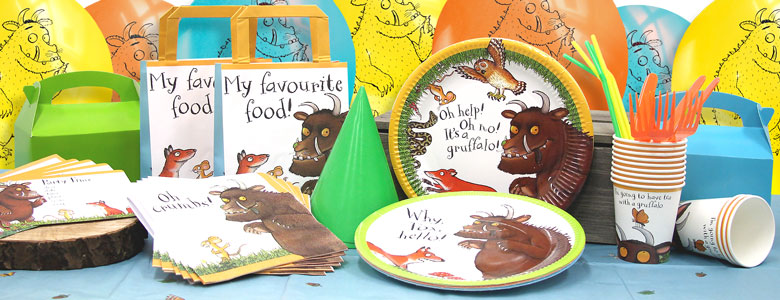 The Gruffalo Party Supplies