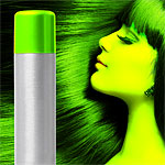 Green UV Hair & Body Spray - 75ml
