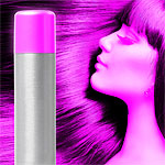 Pink UV Hair & Body Spray - 75ml