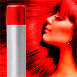 Red UV Hair & Body Spray - 75ml