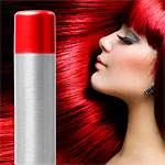 Red Hair Spray - 125ml