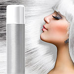 White Hair Spray - 125ml