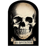 Boneyard Party Invitation