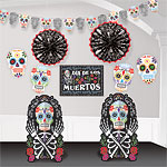 Day of the Dead Room Decorating Kit