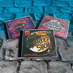 Horror Sounds CD (assorted designs)