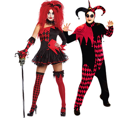 Couples halloween costumes adults