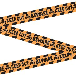 Keep Out Tape - 30m