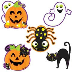 Halloween Hanging Decorations - Halloween Cutouts | Party Delights