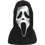 Halloween Ghost Mask - Scream