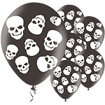"Fright Night Balloons - 11"" Latex"