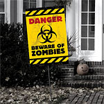 Zombie Yard Sign - 58cm