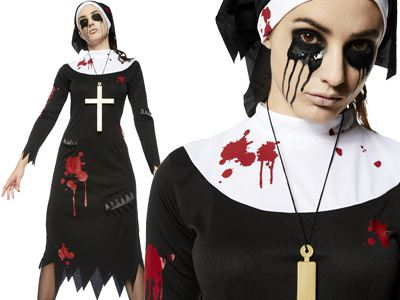 The best halloween costumes of 2017 zombie nun solutioingenieria Image collections