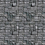 Stone Wall Room Roll - 9.1m