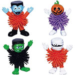 Halloween Spikey Figures