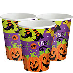 Witches Crew Paper Cups - 9oz