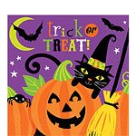 Witches Crew Napkins - 2ply Paper