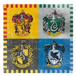 Harry Potter Beverage Napkins - 25cm