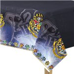 Harry Potter Plastic Tablecover - 1.3m x 2.1m