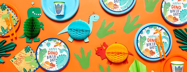 Dino-Mite Party Supplies
