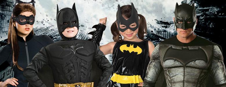 Batman Costumes & Batman Costumes | Party Delights