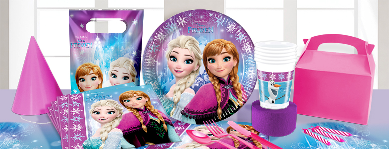 Disney frozen party supplies party delights disney frozen party supplies stopboris Gallery