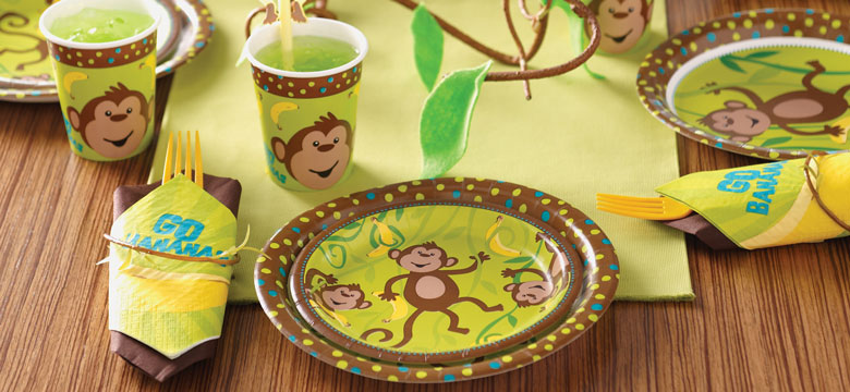 Monkeying Around Party Supplies