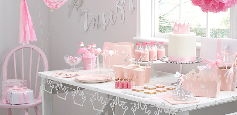 Princess Perfection Party Supplies