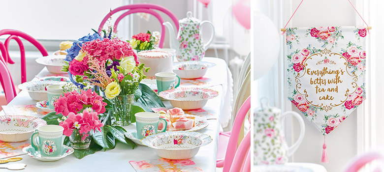 Truly Scrumptious Party Supplies